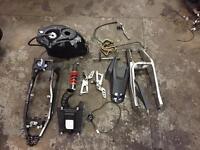 Aprilia rs4 125 parts for sale
