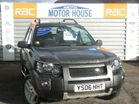 Land Rover Freelander TD4 (FREESTYLE) FREE MOT'S AS LONG AS YOU OWN THE CAR!!! (grey) 2006