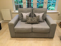 2 Matching Sofas in EXCELLENT ALMOST NEW condition - 2 & 3 seater