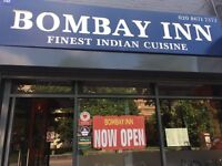 An established Indian Restaurant to let, in London, low rent & potential to grow. £125k ONO