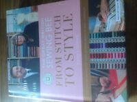 SEWING BEE BOOK new and sealed FROM STITCH TO STYLE