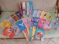 Selection of Girls' Reading Books - from £0.75