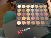 Make-up palette (Morphe)