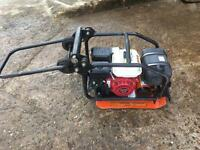 Mbw whacker plate compactor