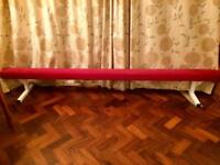 Low gymnastics beam