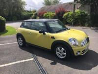 Bmw Mini Cooper D 1.6 2010 10 reg FSH 12 months mot S £20 tax bargain