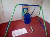 Kid Active Outdoor Baby Swing