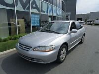 2002 Honda Accord EX-V6