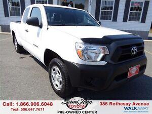 2014 Toyota Tacoma $198.42 BI WEEKLY!!!