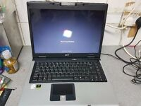 Acer 5630 Laptop, dual core, 3GB RAM, 120GB HDD