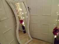 Tall Vintage Mirror