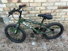 Boy's bike Ace combat bike 20 inch wheels 5-8 years approx
