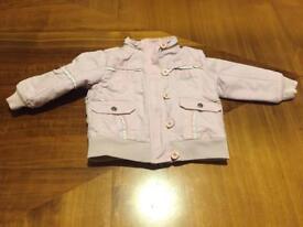 Hooch Girl Jacket 12-18 months