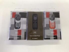 Zanco Phone- Samllest phone in the world, collect today from West Bromwich B70 8EX New £30 cheap!