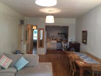 BEAUTIFUL GARDEN FLAT TWO DOUBLE ROOMS