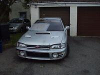Subaru wrx mk1 all parts available