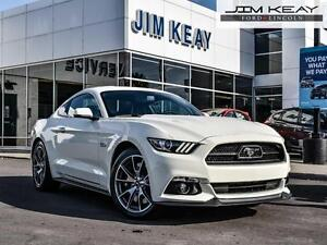 2015 Ford Mustang COLLECTOR EDITION 50TH ANNIVERSAY GT MUSTANG N