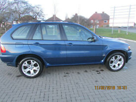 FOR SALE 2001 BMW X5 3.0L AUTO