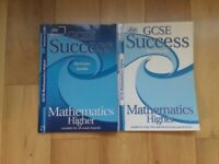 GCSE mathematics revision guide and workbook