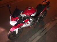 WK SP 125cc 2014