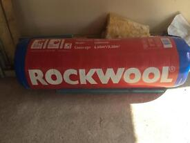 Rockwool thermal insulation brand new