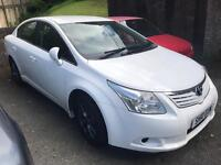 Rossendale taxi Toyota avensis