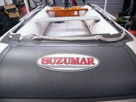 Suzumar Inflatable with trailer