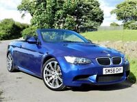 """★STUNNING EXAMPLE★ BMW M3 4.0 V8 DCT CONVERTIBLE E93 - 19"""" ALLOYS - LEATHER - FSH - HUGE SPEC"""