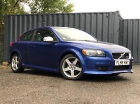 Volvo C30 r-design low mileage