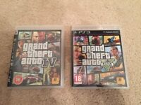 PS3 Grand Theft Auto IV - Grand Theft Auto V