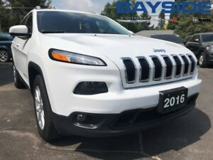 2016 Jeep Cherokee North |4X4 | BLUETOOTH