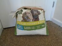 Harringtons Complete Puppy Food Turkey and Rice. 9 kgs.