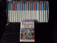 Famous Five 21 Book Complete Classic Edition Gift Set (Hardback) RRP: £167.79
