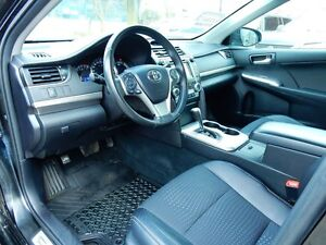 2013 Toyota Camry SE | NAVIGATION | ONE OWNER | ACCIDENT FREE Kitchener / Waterloo Kitchener Area image 10