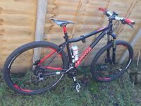 VooDoo Aizan 29er + extras, done 2 miles on road since new, well stored £330