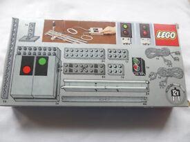 Lego 12 volt vintage railway remote control signal (7860)