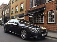 Mercedes Benz S350 Limo AMG Style/ Wedding Car Hire/ London