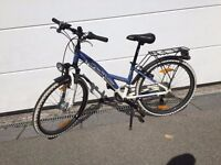 Yazoo All-Terrain Girl's Bicycle in Mint Condition