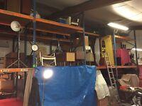 Industrial Pallet Racking Storage Shelving, Warehouse Pallet Racking