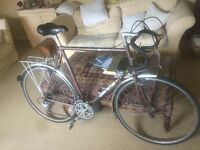 Claud Butler Dalesman Reynolds 531 not Dawes Galaxy touring bike tourer road bike