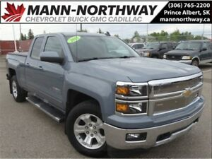 2015 Chevrolet Silverado 1500 LT | Tow Package, Cruise, Cloth, R