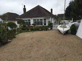 3 bed detached property purewell christchurch