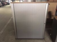 1.1 METER HIGH TAMBOUR CUPBOARD