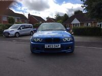 **For Sale BMW 3series 3.0 330ci clubsport**