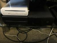 Xbox One Console and controller - 4 games - Day one edition