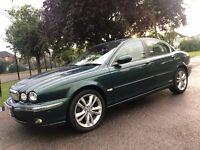 Jaguar X-Type 2.0 Diesel SATNAV + LEATHER