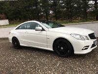 Mercedes-Benz E Class 3.0 E350 CDI Sport 2dr Coupe (Pano Roof) - PX