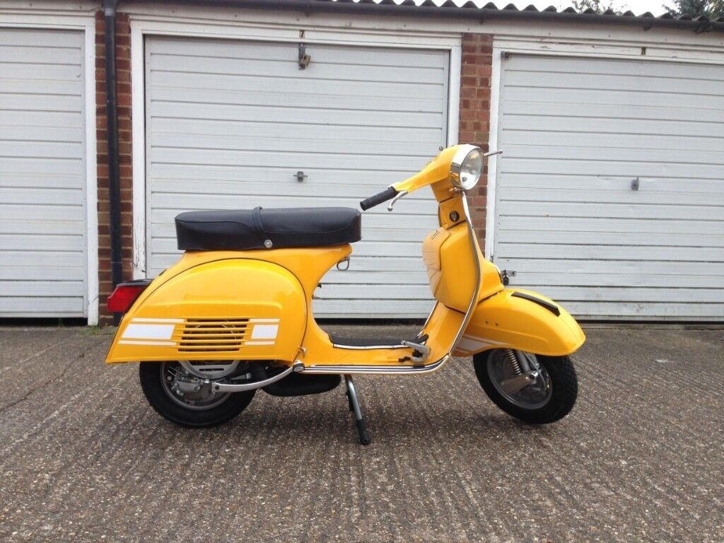 Vespa Rally 200 | in Colchester, Es | Gumtree on