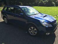 2012 Subaru Outback AWD 2.0l diesel