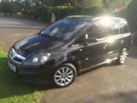 Vauxhall Zafira Club CDTI 120 A4